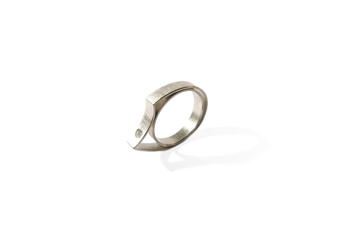 WeddingRing_ItFits_Diamond0,05ct_WG.750°°°
