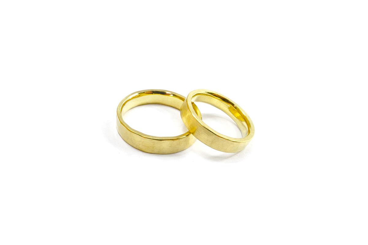 WeddingRing_Mr.&Mrs.Smith__YG.750°°°