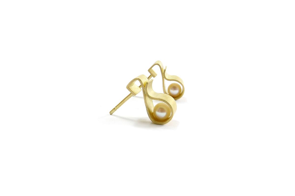 Earring_Secret.Pearl_YG.750°°°_1