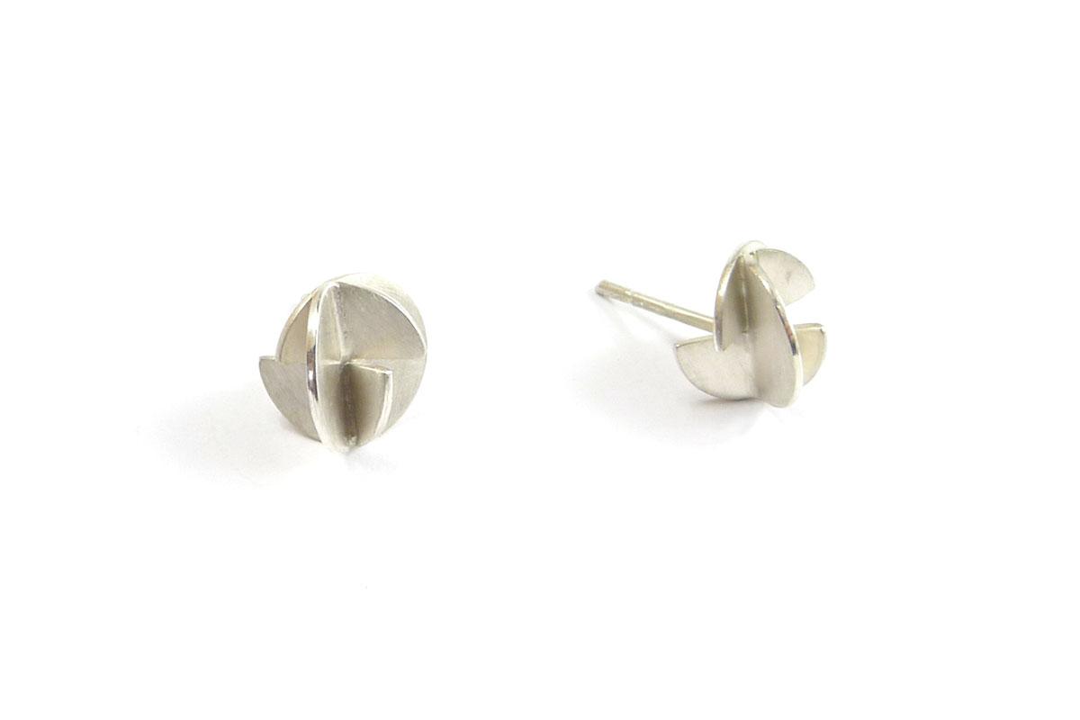 Earrings_Asymmetric.Wing_Silver925Earrings_Asymmetric.Wing_Silver925°°°