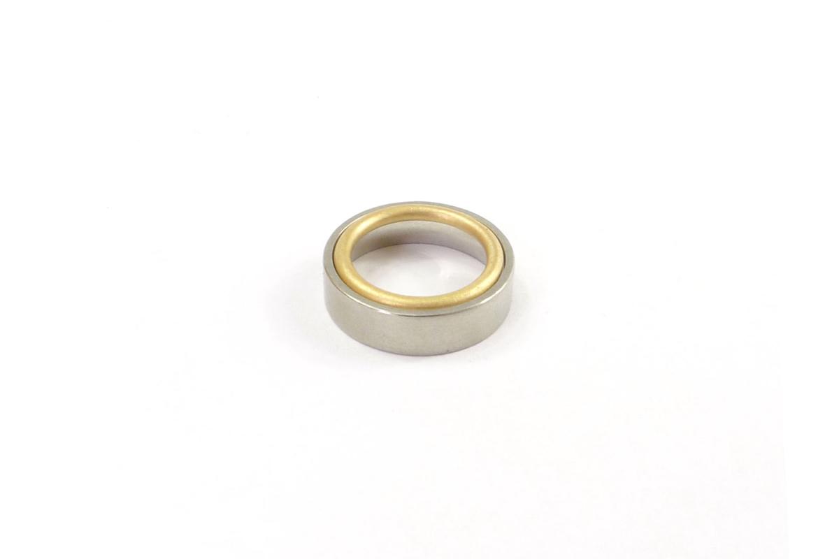 WeddingRing_Bi.Color.Fino_YG750°°°_WG750°°°_2